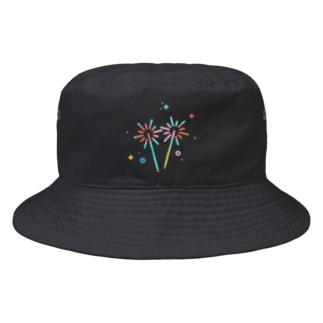 奪われた夏のひととき。 文字なし Bucket Hat