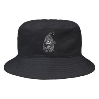 SEA SIDE ZOMBIE Bucket Hat