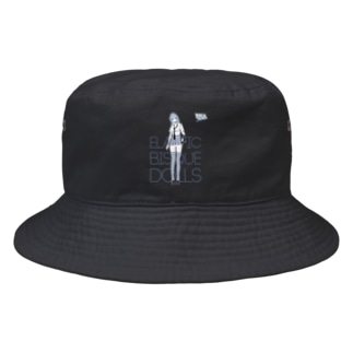 BACK TO SCHOOL 着せ替えビスクドール Bucket Hat