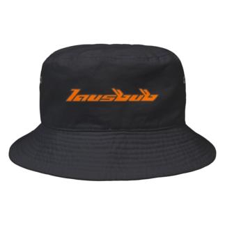 LAUSBUB LOGO① Bucket Hat