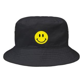 スマイル Bucket Hat