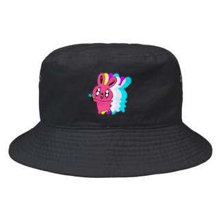 うさちゃん Bucket Hat