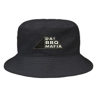 DA! BBQ MAFIA _ SeC Bucket Hat