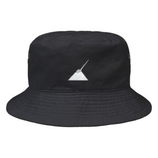 氷山の一角 Bucket Hat