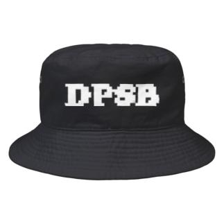 deep sb mosaic logo hat (w) Bucket Hat
