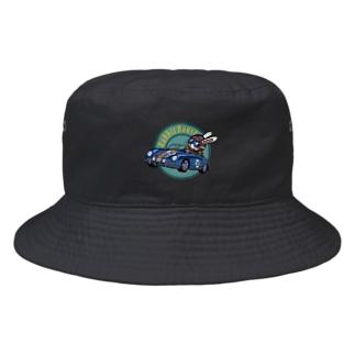 RHOUSE | GOODSのスピードスター Bucket Hat