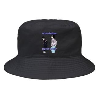 retoro Bucket Hat