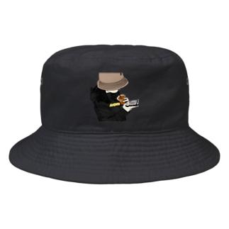 バケハgirl Bucket Hat