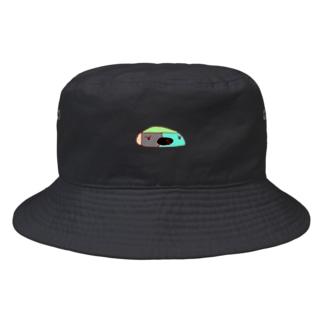 本物のぐりおう Bucket Hat