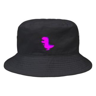 かわいいきょうりゅうちゃん Bucket Hat