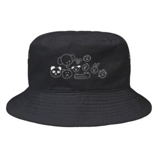 アニマル Bucket Hat
