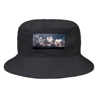 モクモ雲 Bucket Hat
