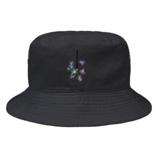HANABI Bucket Hat
