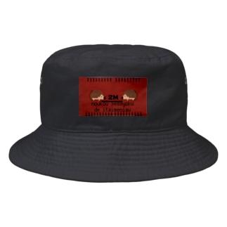 ヤマアラシのディスタンス Bucket Hat