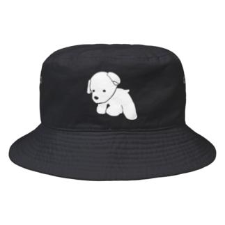 いぬのぬい Bucket Hat