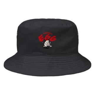 EGG YUDETAMAバケットハット Bucket Hat