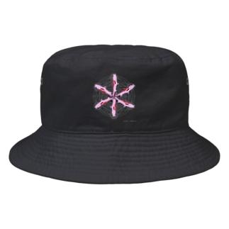 デーモンの召喚 Bucket Hat