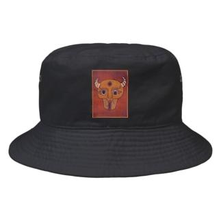 Maski ya ukanda safi Bucket Hat
