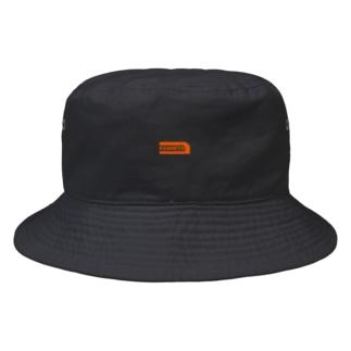 KENNETH ロゴ Bucket Hat