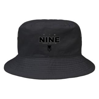 VULGAR CIRCUS ⅨTH/DB_31 Bucket Hat
