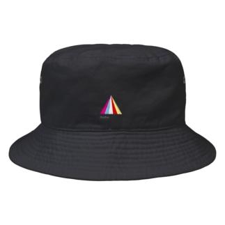 Teepeeシリーズ Bucket Hat