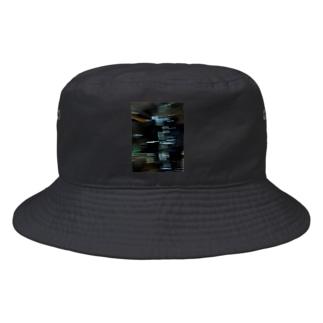 夜のおにごっこ Bucket Hat