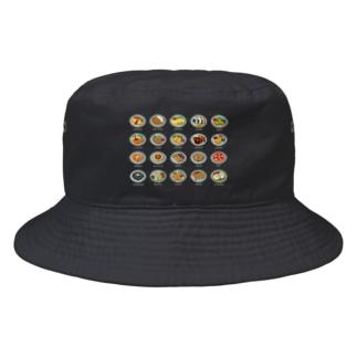 MENU_2C_Y Bucket Hat