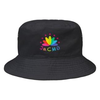 JaCMOオリジナルロゴ入り Bucket Hat