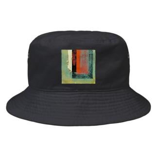 Ghost Lines - U Bucket Hat