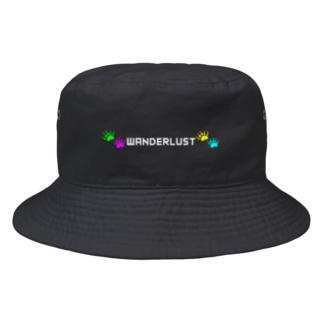 WANDERLUST Bucket Hat