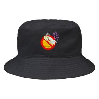 ちびねこガール 捨てるな Bucket Hat
