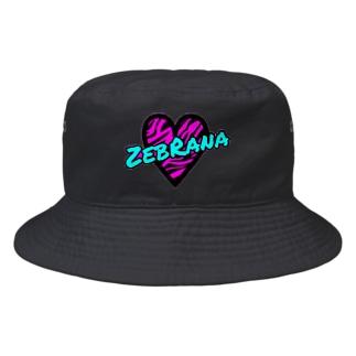 ZebRana Bucket Hat