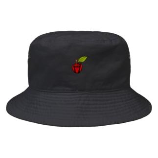 ysy3のcutting apple Bucket Hat