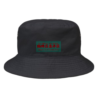 oceanviewviewのネガネオン「臨時召集半荘」 Bucket Hat