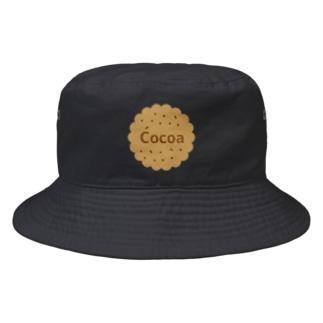 Cocoa バケットハット(クッキー) Bucket Hat