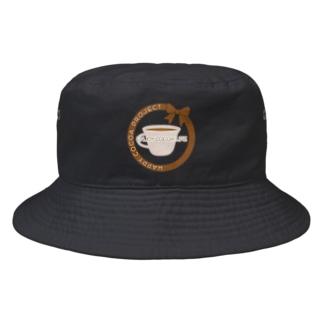 Own Your Life -SUZURI-のCocoa バケットハット(カップ) Bucket Hat