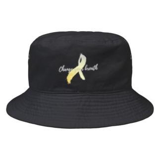 Change your breath 帽子 Style.W Bucket Hat