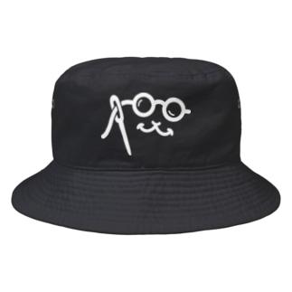 あなたの頭キャミーが守ります Bucket Hat