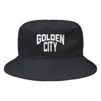 Golden City(黄金の街) Bucket Hat