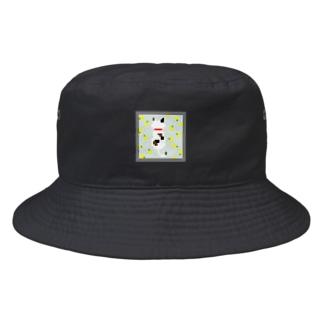 ドットネコ。ハル。 Bucket Hat
