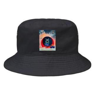 momo_emi 鶴丸(ちゅるまる)でございます。 Bucket Hat