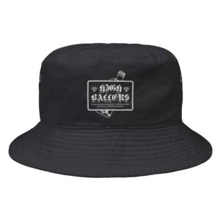 HIGH BALLERS Bucket Hat