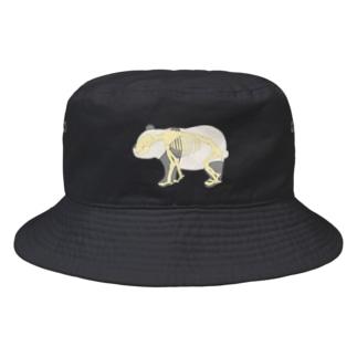 パンダさん Bucket Hat