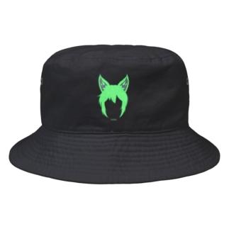 003 inumimi Bucket Hat