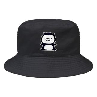 SUZURI×ヤマーフのムーネフ Bucket Hat