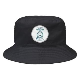 生ビールたぬき Bucket Hat