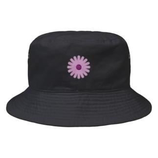 SPRING : 花 バケットハット Bucket Hat