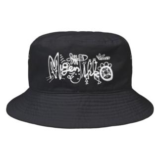 MugenJikko- ハット Bucket Hat
