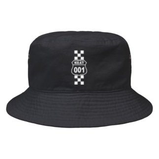NEAT001ハットBタイプ Bucket Hat