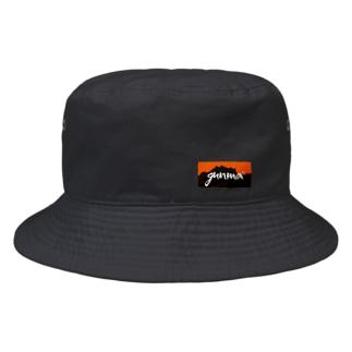 GUNMA愛03 Bucket Hat